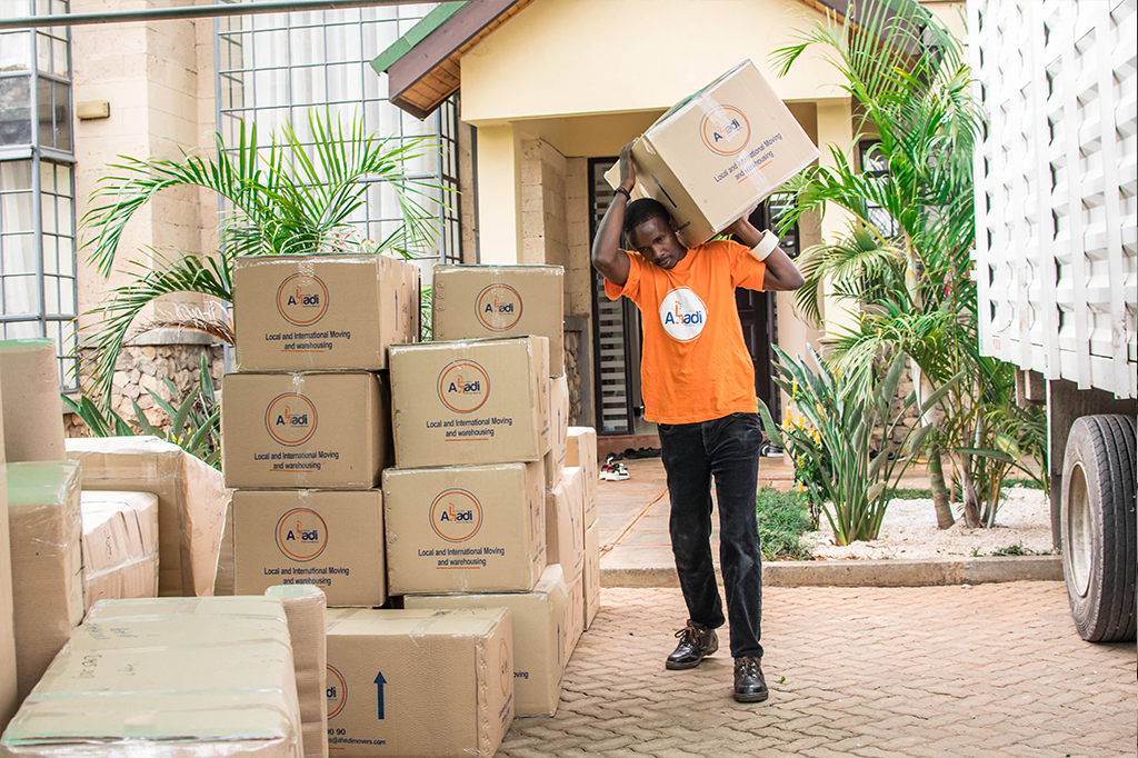 Movers in Nairobi